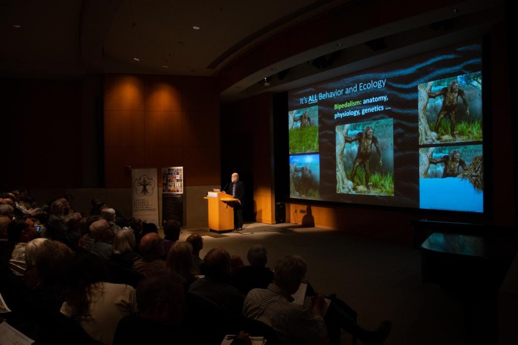Jim Moore (UC San Diego) speaking on Behavior & Ecology